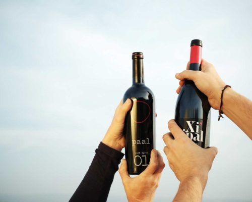 paal & xi´ipal bottles